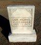 Gary Michael Alexander