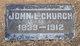 John L Church