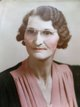 "Profile photo:  Lillian Imogene ""Gene"" <I>Vaughn</I> Hutslar"