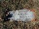 """Profile photo:  Adela M. """"Adeline"""" <I>Swierczynska</I> Kula"""