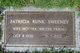 "Patricia Anne ""Patsy"" <I>Runk</I> Sweeney"