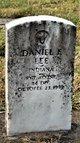 Profile photo:  Daniel F Lee