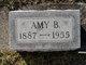 Profile photo:  Amy B. Tufts