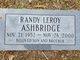 Randy LeRoy Ashbridge