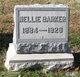 Nellie May <I>Hooper</I> Barker
