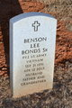 Profile photo:  Benson Lee Bonds, Sr