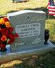 Profile photo:  Charles Virgil Gardner