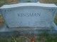Helen <I>McCann</I> Kinsman