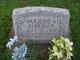 Marjorie A Benedict