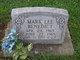 Mark Lee Benedict