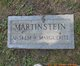"Profile photo:  Margaretha S ""Maggie"" <I>Haeberle</I> Martinstein"