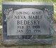 Neva Mable <I>Anthony</I> Bedesky