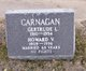 Profile photo:  Gertrude L <I>Kubesh</I> Carnagan