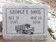 George E. Davis