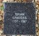 Profile photo:  Brian Sanders