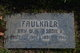 Profile photo: Mrs Sadie R. Faulkner