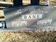 Profile photo:  Baxter E. Bane