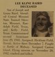 Profile photo: Capt Lee Kline Baird