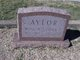 """Katie Lillian """"Emma"""" <I>Lloyd</I> Aylor"""