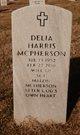Profile photo:  Delia Harris Mcpherson