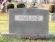 Profile photo:  Annie Margaret <I>Hitt</I> Wayland