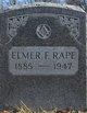Elmer Floyd Rape