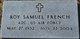 Roy Samuel French