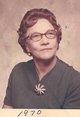 Profile photo:  Bessie Marie <I>Roberts</I> Cobb