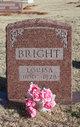Margaret Louisa <I>Gribble</I> Bright