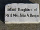 """Profile photo:  """"Infant Daughter 1"""" Brogan"""