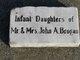 """Profile photo:  """"Infant Daughter 2"""" Brogan"""