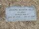 Joseph Marvin Hill