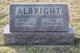Profile photo:  Ernest L Albright