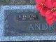 Profile photo:  Ethel Pauline <I>Thomas</I> Andrews