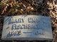 Mary Emma <I>Fischer</I> Fischbach