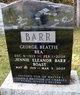 "George Beattie ""Bea"" Barr"