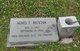 Agnes F Beckton