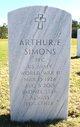 Profile photo:  Arthur F Simons