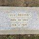 Profile photo:  Lulu Abrams