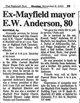 """Everett W """"Junior"""" Anderson, Jr"""