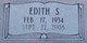 Edith <I>Sanderson</I> Andrews