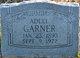 Profile photo:  Adell G <I>Allen</I> Garner