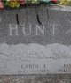 Carol J. <I>Sweet</I> Hunt