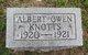 Albert Owen Knotts