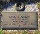 """Basil Elbert """"Bas"""" Jordan"""