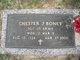 Profile photo:  Chester J. Boney