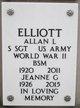 Profile photo:  Allan L Elliott