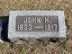 Profile photo:  John H. Deppe