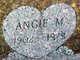 Angie Marie <I>Simmons</I> Brown