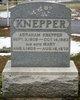 Profile photo:  Abraham Knepper, III